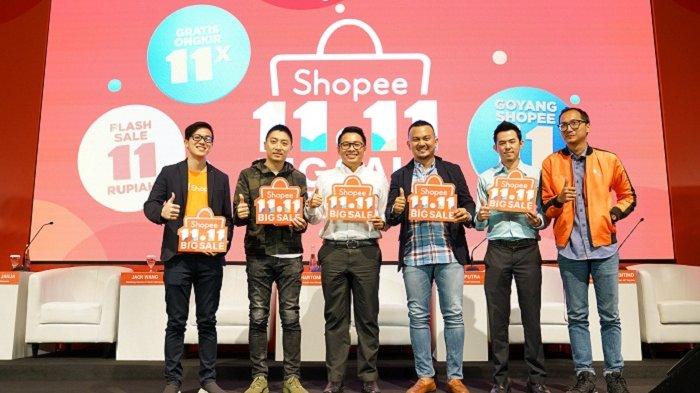Ini Shopee 11 11 Big Sale Diskon Besar Dan Gratis Ongkos Kirim 11 Kali Warta Kota