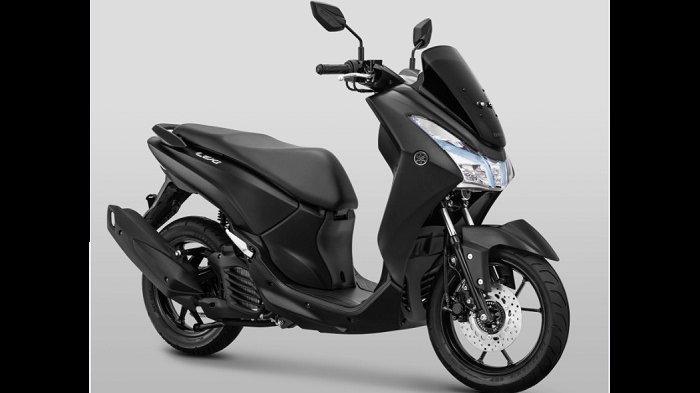 Ini Warna Baru Yamaha Lexi, Motorcycle of The Year 2018