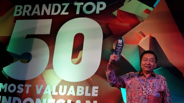 BERITA FOTO: BCA Kembali di Peringkat Pertama di BrandZ Top 50 Most Valuable Indonesia Brands 2018