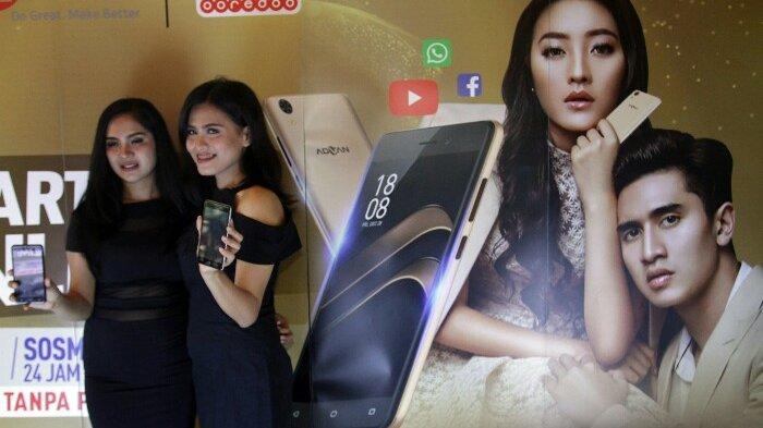 BERITA FOTO: Advan Gandeng IM3 Ooredoo Tawarkan HP Murah Mulai Rp777.000