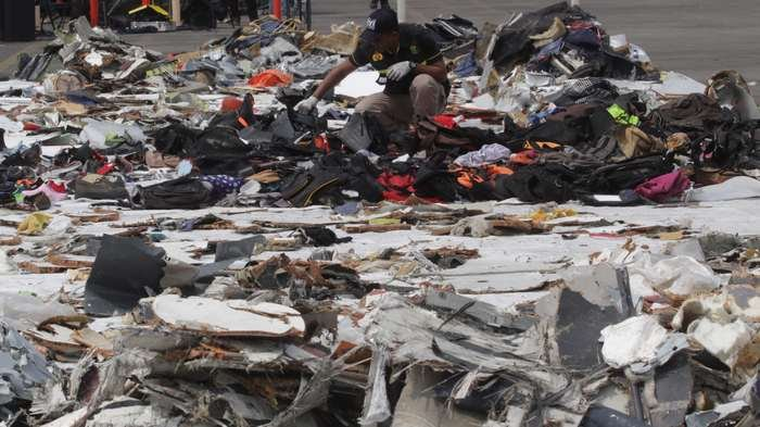 Daftar 125 Jenazah Korban Kecelakaan Lion Air PK-LQP yang Berhasil Diidentifikasi