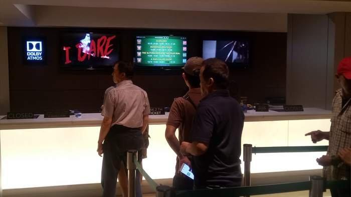 Hari Ini Tayang Film A Man Called Ahok di Bioskop, Peminatnya Masih Sepi di Mal Taman Anggrek
