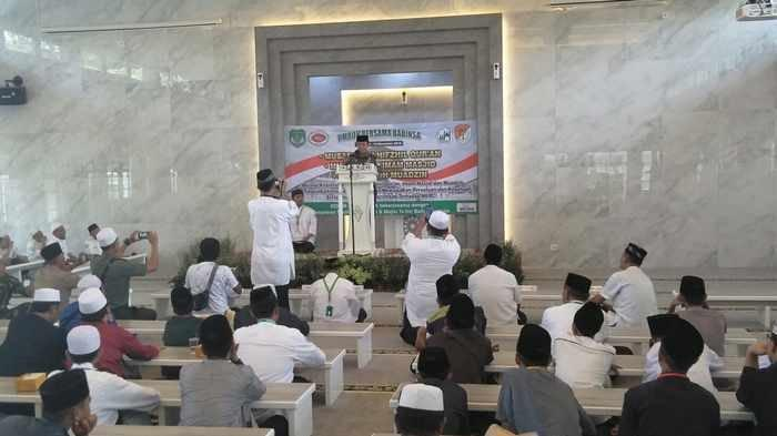 Peserta Lomba Hifzhil Quran, Muadzin dan Imam Masjid, yang Digelar Kodim Depok Membeludak