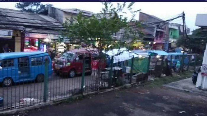 Para PKL di Depan Stasiun KA Citayam Mulai Kembali Berjualan, Warga Resah