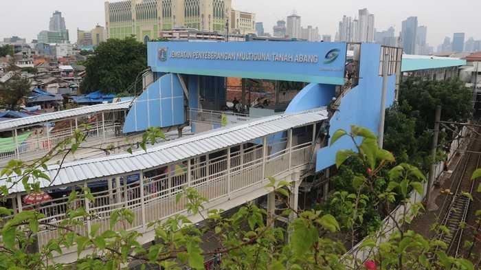 Anak Buah Anies Baswedan: Emang Skybridge Tanah Abang Masih Perlu Diresmikan Ya?