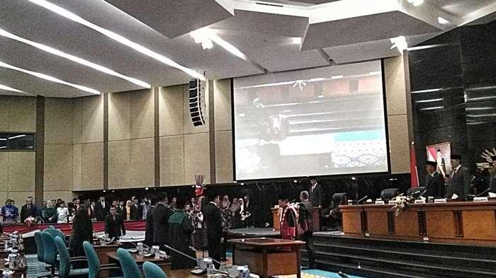 DAFTAR Lengkap Nama 106 Anggota DPRD DKI Jakarta Terpilih yang Ditetapkan KPU DKI Jakarta