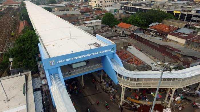 2019 Siap Layani Penumpang, LRT Jakarta Bangun Skybridge ke Halte TransJakarta