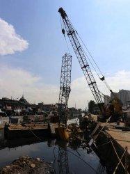 Insiden Crane Roboh, Polisi Mintai Keterangan Pimpinan Perusahaan Operator Crane