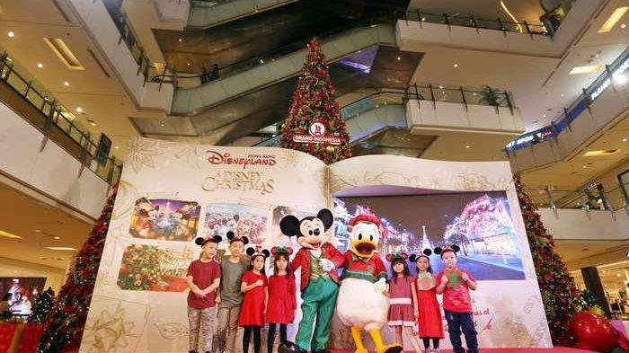 BERITA FOTO: Yuk Lihat Nuansa Disneyland Hongkong di Mal Grand Indonesia