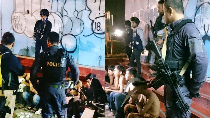 Pelaku Penyerangan Remaja Sugutamu di Depok Jadi 15 Orang