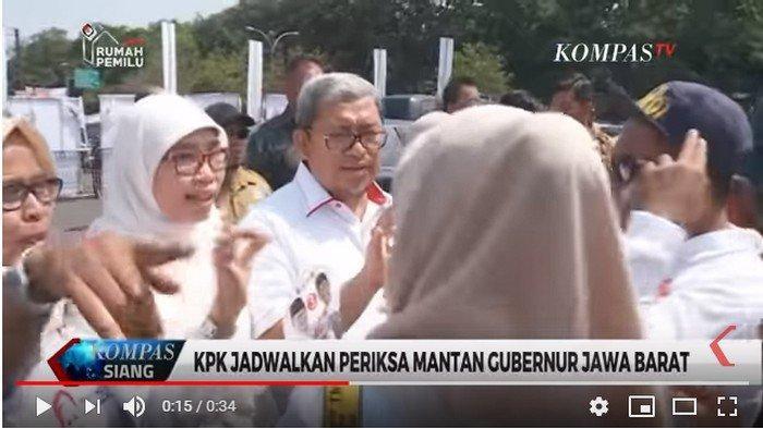 Hari Ini Ahmad Heryawan Diperiksa KPK Ketiga Kalinya Kasus Meikarta, Bakal Jadi Jumat Keramat?