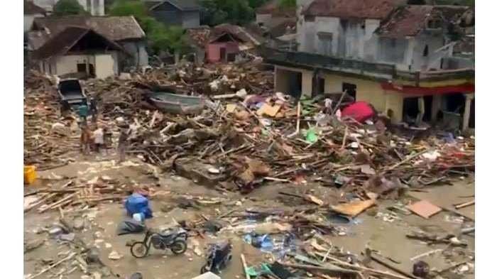 Pembangunan Hunian Tetap Korban Tsunami Banten Ditargetkan Rampung Agustus 2019