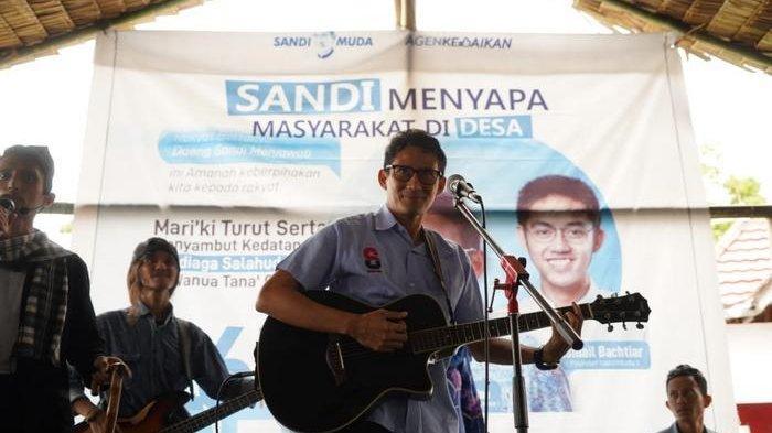 Sepemikiran dengan Komisi X DPR RI, Sandiaga Uno Bakal Hadirkan Kembali Seni Pertunjukkan