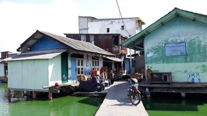Rawan Orang Tenggelam, Warga Desak Pembuatan Tiang Pembatas Jembatan Kampung Apung