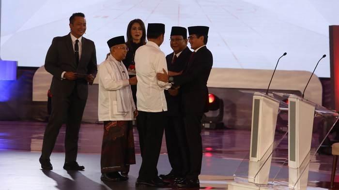 H-27 PILPRES - Elektabilitas Prabowo Dekati Jokowi, Hasil Survei Terbaru 02 Naik 4,7%  01 Turun 3,4%