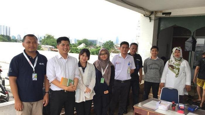Petugas BPJS Ketenagakerjaan Salemba Sasar Pedagang di Pasar Johar Baru dan Pasar Kwitang Dalam