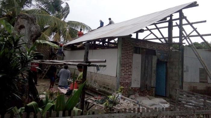Dua Rumah Warga di Pulau Lancang Diusulkan Ikut Bedah Rumah