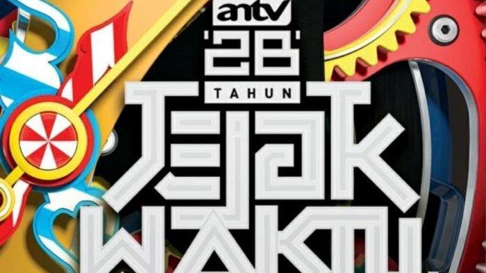 Ulang-tahun ke-28 ANTV Jejak Waktu disiarkan langsung dari Studio ANTV Epicentrum, Kuningan, Jakarta Selatan, Sabtu (20/3/2021) mulai pukul 18.00 WIB.