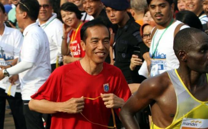Jakarta Marathon 2015 Tingkatkan Keselamatan dan Kualitas