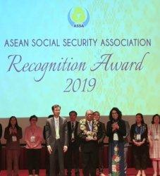 Melalui Perisai, BPJS Ketenagakerjaan Raih Apresiasi Innovation Recognition Award dari ASSA