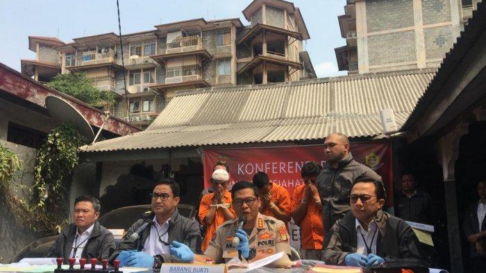 Polisi Bekuk Empat Penipu Penjualan Rumah Mewah Modus Agen Properti