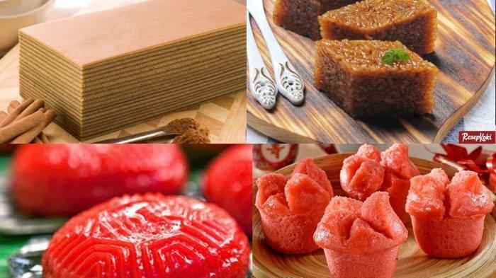 4 Resep Kue Tradisional Imlek Sederhana yang Melambangkan Rejeki dan Kebahagiaan