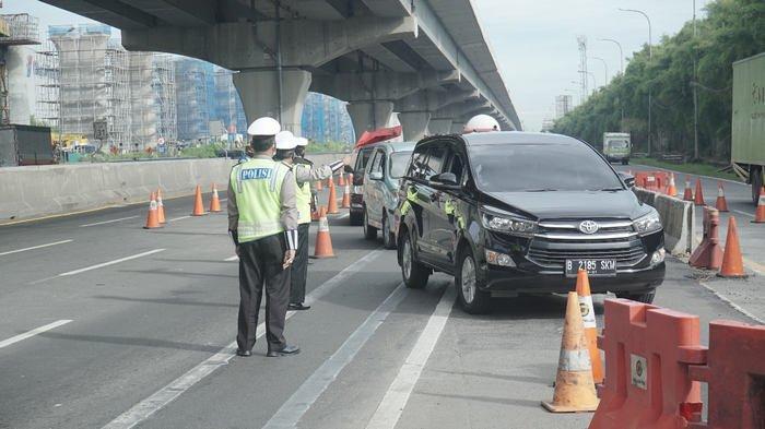 Arus Balik H+2 Lebaran 2020, Jasa Marga Catat 55.000 Kendaraan Menuju Jakarta