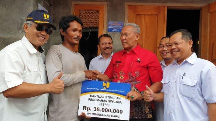 Kementerian PUPR Salurkan BSPS Untuk 336 Rumah Terdampak Bencana - 4534tg45345f5t45ge45.jpg