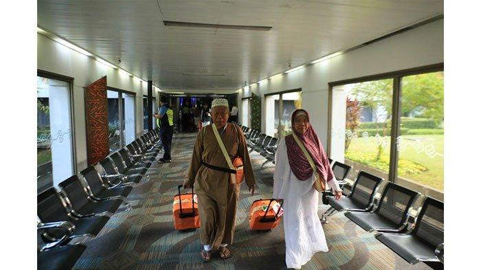 5 Bandara Angkasa Pura II Sukses Selenggarakan Keberangkatan dan Kepulangan Jemaah Haji