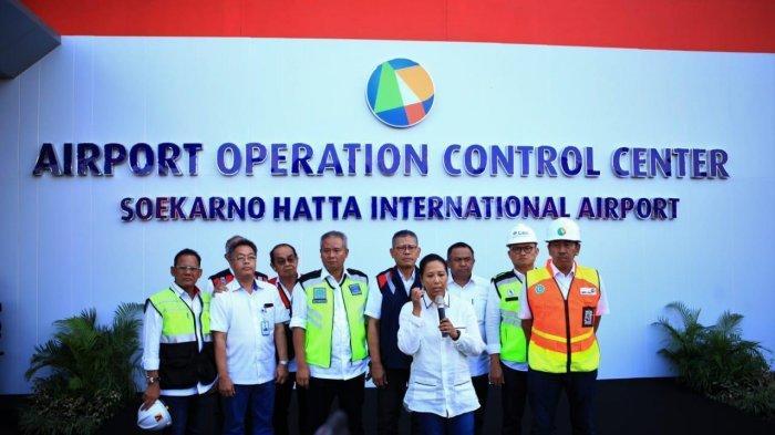 Simak 5 Proyek Baru Diresmikan Kementerian BUMN di Bandara Soekarno-Hatta yang Merogoh Rp 9 Triliun