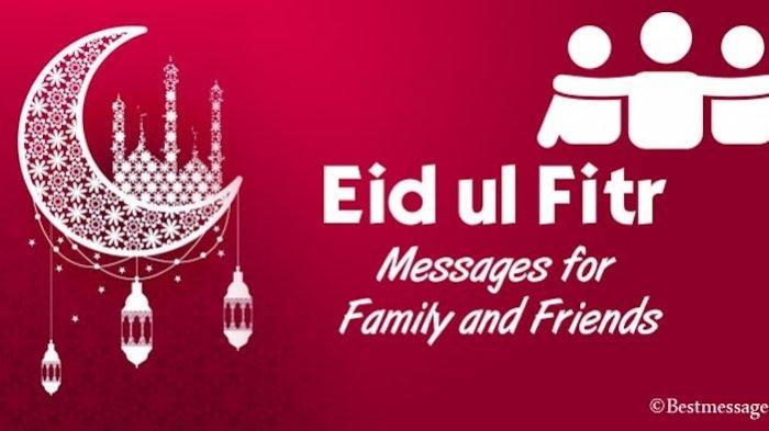 Berikut Kumpulan Kata Mutiara dan Ucapan Hari Raya Idul Fitri 2021 Berbahasa Indonesia dan Inggris