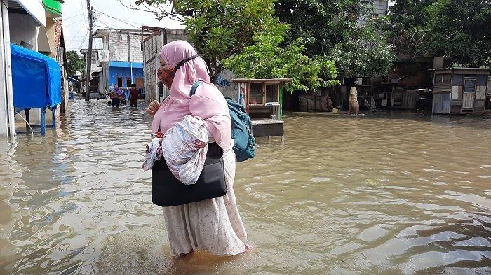 4 dari 5 Korban Jiwa Akibat Banjir Jakarta Anak-anak, Anies Baswedan Minta Warga Lakukan Hal Ini