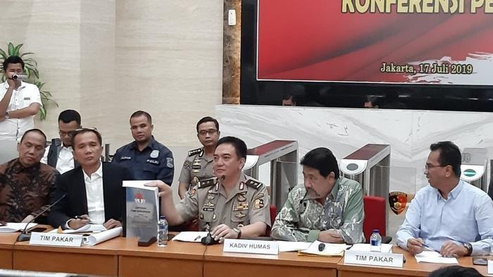 TPF Tak Berhasil Ungkap Penyiram Air Keras, Kuasa Hukum Novel Baswedan: Polisi Gagal Total!