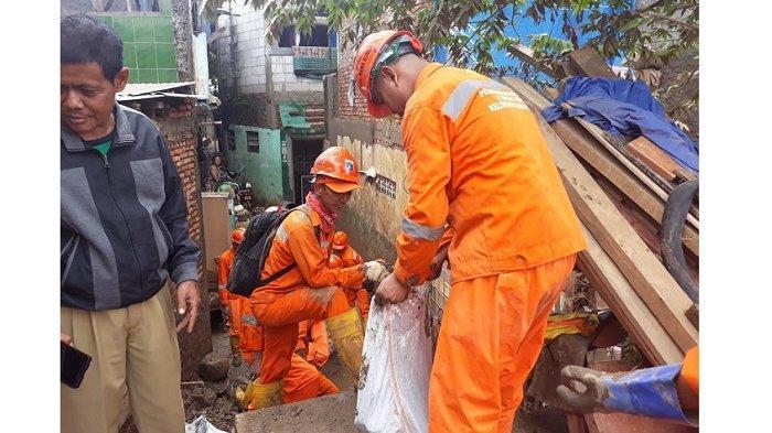 Pascabanjir, Ada 6.250 Meter Kubik Sampah di Jakarta Timur Terangkut