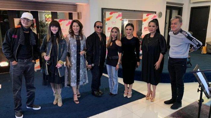 Lebih 2 Jam Bernyanyi, Konser Virtual 7 Bintang dan Vina Panduwinata Kumpulkan Donasi Rp 120 Juta