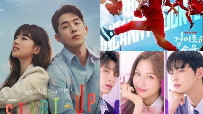 7 Drama Korea Produksi Tahun 2020 yang Wajib Ditonton dari Romantis, Komedi Sampai Thriller
