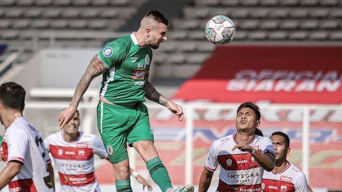 Dejan Antonic: Cuaca dan Kurang Fokus Pemain Jadi Faktor Kekalahan PSS Sleman Dari Madura United