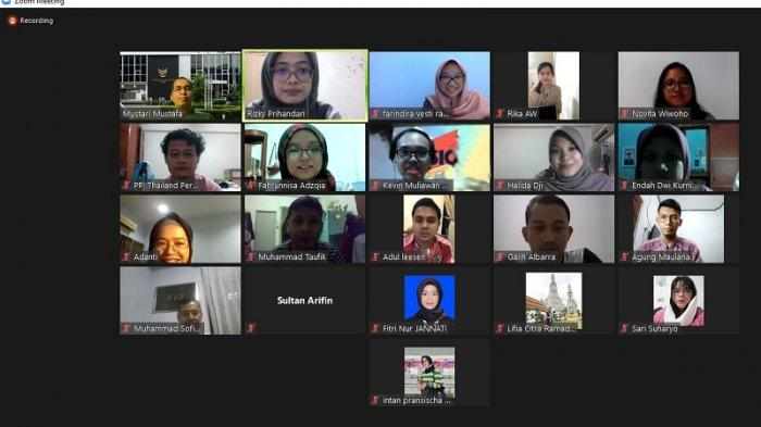 Permitha dan KBRI Bangkok Gelar Rapat Koordinasi AAISC Ke-8