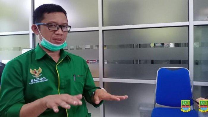 Baznas Kabupaten Bekasi Permudah Layanan Zakat di Bulan Ramadan