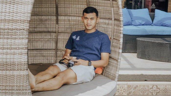 Gelandang Persib Bandung Abdul Aziz Jadikan Turnamen Piala Menpora 2021 untuk Mencari Menit Bermain