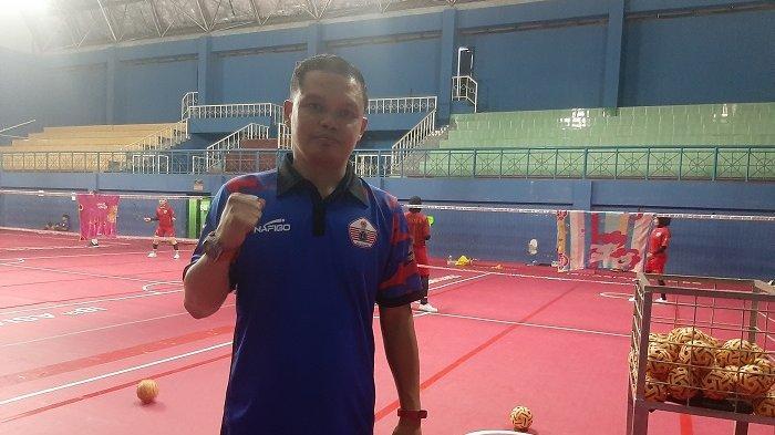 Ingin Cetak Sejarah di PON Papua 2021, Tim Sepak Takraw Putri DKI Jakarta Berlatih Pagi dan Sore