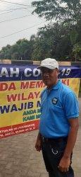 Penyebaran Covid Klaster RT Marak, RW 06 Tigaraksa Imbau Tiap RT dan DKM Jangan Gelar Bukber Dulu