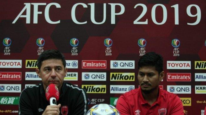Bek PSM Makassar Abdul Rahman Minta Dukungan Suporter Indonesia Saat Hadapi Becamex Binh Duong