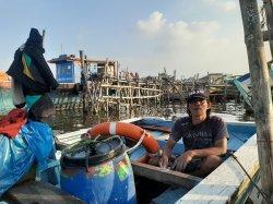 Ahok Lengser, Aco Alih Profesi Menjadi Pengecer Ikan Laut setelah Pensiun dari Office Boy