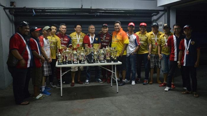 Seri Kedua Balap Mobil ISSOM 2016, ABM Raih 31 Piala