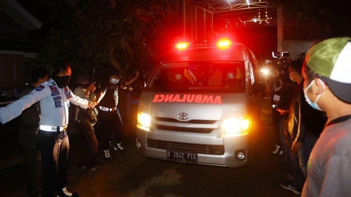 Bebas, Abu Bakar Baasyir Tinggalkan Lapas Gunung Sindur Pukul 05.21 WIB Langsung Dibawa ke Solo