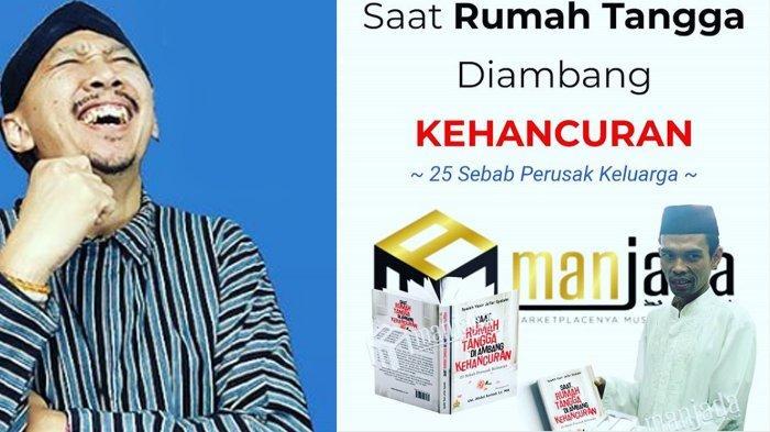 Ustadz Abdul Somad Bercerai, Abu Janda Promosikan Buku Karangan UAS Soal Kunci Membina Rumah Tangga