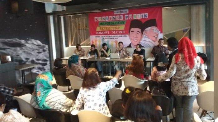Ahok dan Moeldoko Diusulkan oleh Sejumlah Kalangan Relawan Menjadi Menteri di Kabinet Jokowi-Ma'ruf