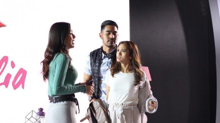 Pernah Jadi Presenter Televisi, Acha Septriasa Tertantang Bermain Peran Talia di Film 99 Nama Cinta