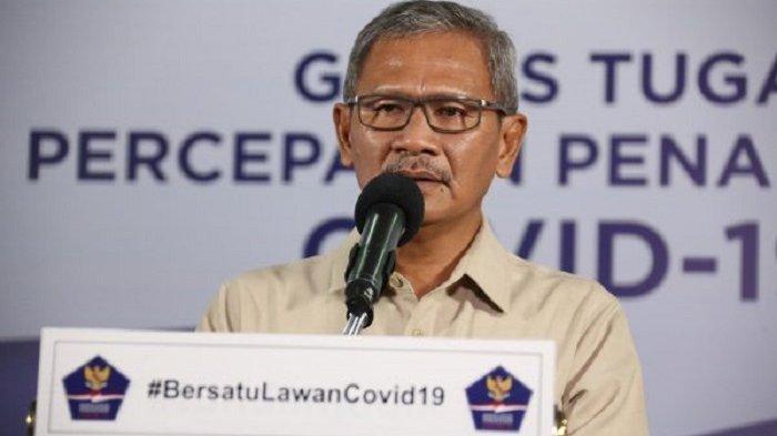 21 Juli 2020, Achmad Yurianto Tak Lagi Jadi Jubir Pemerintah untuk Penanganan Covid-19